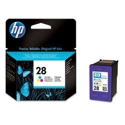 Картридж для HP Deskjet 3320, 3325, 3420, 3425, Deskjet 450, PSC 2105, 2108, 2110, 2115, 2210 (C8728AE №28) (цветной) - Картридж для принтера, МФУКартриджи<br>Совместим с моделями: HP Deskjet 3320, 3325, 3420, 3425, Deskjet 450, PSC 2105, 2108, 2110, 2115, 2210