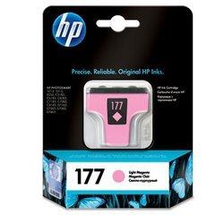 Картридж для HP Photosmart 8250, 8253, 3210, 3310 (C8775HE №177) (светло-пурпурный) - Картридж для принтера, МФУКартриджи<br>Совместим с моделями: HP Photosmart 8250, 8253, 3210, 3310