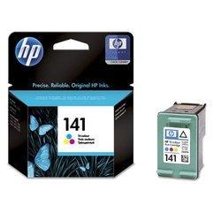 Картридж для HP Photosmart C5200, C4300, 4200, Deskjet D4200 (CB337HE №141) (цветной) - Картридж для принтера, МФУКартриджи<br>Совместим с моделями: HP Photosmart C5200, C4300, 4200, Deskjet D4200