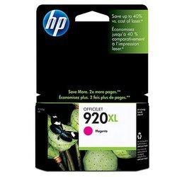 Картридж для HP Officejet  6000, 6500, 7000 (CD973AE №920XL) (пурпурный) - Картридж для принтера, МФУКартриджи<br>Совместим с моделями: HP Officejet  6000, 6500, 7000