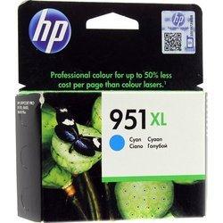 Картридж для HP OfficeJet Pro 8100, 8600, 8610, 8620, 8600 Plus, 276dw, 251dw (CN046AE №951XL) (голубой) - Картридж для принтера, МФУ