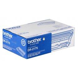 Фотобарабан для Brother DCP-7030R, 32R, 40R, 45NR, HL-2140R, 42R, 50NR, 70WR, MFC-7320R, 7440NR, 7840WR (DR2175) (черный) - Фотобарабан для принтера, МФУ
