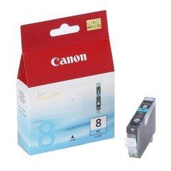 Чернильница для Canon iP6600D, iP6700D, MP970, Pixma Pro9000 и Pixma Pro9000 Mark II (CLI-8PC) (голубой)  - Картридж для принтера, МФУКартриджи<br>Совместима с моделями: Canon iP6600D, iP6700D, MP970, Pixma Pro9000 и Pixma Pro9000 Mark II
