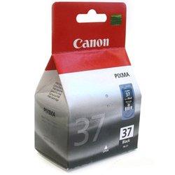 Картридж для Canon PIXMA MP470, MP220, MP210, iP2500, iP1800, iP2600, iP1900, MX310, MX300 (PG-37) (черный)  - Картридж для принтера, МФУКартриджи<br>Совместим с моделями: Canon PIXMA MP470, MP220, MP210, iP2500, iP1800, iP2600, iP1900, MX310, MX300