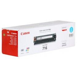 Картридж для Canon LBP 5050, 5050N, MF8030CN, MF8050CN (716) (голубой) - Картридж для принтера, МФУКартриджи<br>Совместим с моделями: Canon LBP 5050, 5050N, MF MF8030CN, MF8050CN