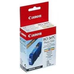 Картридж для Canon BJC-3000, 6000, 6100, 6200, 6500, Bubble Jet i530D, i550, i560, i850 (BCI-3ePC) (голубой)  - Картридж для принтера, МФУ