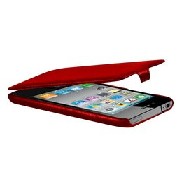 чехол для apple iphone 5 (lazarr protective case) (красный)