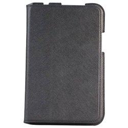 Чехол для LENOVO IdeaTab A2107A (IT BAGGAGE ITLN2107-1) (черный) - Чехол для планшетаЧехлы для планшетов<br>Чехол для комфортного использования планшета, защиты его от внешних воздействий и установки в горизонтальном положении.