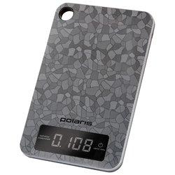 Polaris Crystal PKS 0531ADL (серый) - Кухонные весы