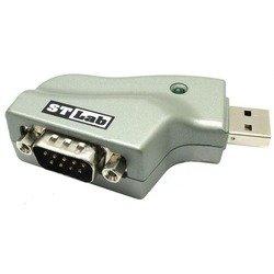 Адаптер USB - RS-232 (ST-Lab U350) - Кабель, переходникКабели, шлейфы<br>RS-232 контроллер от компании ST-Lab предназначен для материнских плат, ноутбуков, планшетов, контроллеров USB, USB-концентраторов, кабелей-удлинителей USB, роутеров, NAS-серверов, универсальных зарядных устройств.