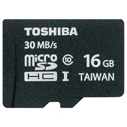 toshiba sd-c016uhs1 + sd adapter