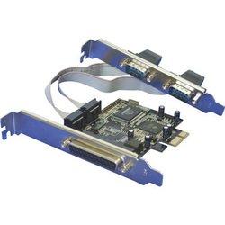 Контроллер COM/LPT (Orient XWT-PE2S1P) - КонтроллерКонтроллеры<br>Контроллер Orient XWT-PE2S1P (OEM) PCI, Multi I/O, 2xCOM9M/1xLPT.