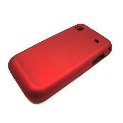 Пластиковый чехол-накладка для Samsung Galaxy S i9000 (Palmexx PX/HRD RED Sam i9000) (красный) - Чехол для телефонаЧехлы для мобильных телефонов<br>Чехол плотно облегает корпус и гарантирует надежную защиту от потертостей и царапин.