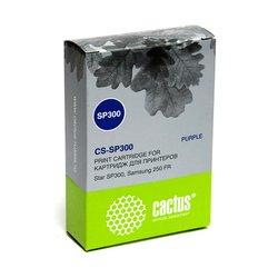 Картридж для Star SP300, Samsung 250 FR (Cactus CS-SP300) (фиолетовый) - Картридж для принтера, МФУ