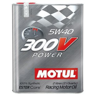 Motul 300V Power 5W40 2 л