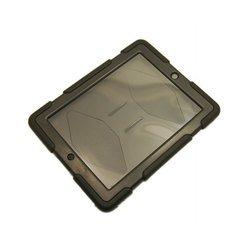 Пластиковый чехол-накладка для Apple iPad 2, 3 (Palmexx PX/CASE IPD3 SURVIVOR BLA) (черный) - Чехол для планшетаЧехлы для планшетов<br>Предназначен для надежной защиты Вашего устройства от различных повреждений и загрязнений.
