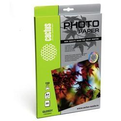 Фотобумага глянцевая А4 (50 листов) (Cactus CS-GA415050) - БумагаОбычная, фотобумага, термобумага для принтеров<br>Предназначена для печати цифровых фотографий с максимальным разрешением.