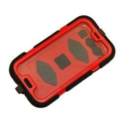Пластиковый чехол-накладка для Samsung Galaxy S3 i9300 (Palmexx PX/CH SAM S3 SURVIVOR RED) (красный) - Чехол для телефонаЧехлы для мобильных телефонов<br>Стильный чехол плотно облегает корпус и гарантирует надежную защиту от царапин и других нежелательных внешних повреждений.