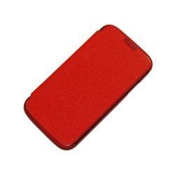 Чехол-книжка для Samsung Galaxy S4 i9500 (Palmexx BOOK COVER) (красный) - Чехол для телефонаЧехлы для мобильных телефонов<br>Стильный аксессуар поможет защитить Ваше устройство от царапин и других нежелательных внешних повреждений.