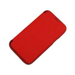 Чехол-книжка для Samsung Galaxy Note 2 N7100 (Palmexx PX/SMT SAM N7100 BC RED) (красный) - Чехол для телефонаЧехлы для мобильных телефонов<br>Стильный аксессуар поможет защитить Ваше устройство от царапин и других нежелательных внешних повреждений.