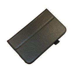 Чехол-книжка для Samsung Galaxy Tab 3 7.0 T2100 (Palmexx SmartSlim) (черный) - Чехол для планшетаЧехлы для планшетов<br>Стильный аксессуар поможет защитить Ваше устройство от царапин и других нежелательных внешних повреждений.