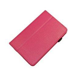 Чехол-книжка для Asus PhonePad ME371 (Palmexx SmartSlim) (малиновый) - Чехол для планшетаЧехлы для планшетов<br>Стильный аксессуар поможет защитить Ваше устройство от царапин и других нежелательных внешних повреждений.