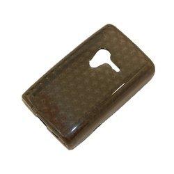 Силиконовый чехол-накладка для Sony Ericsson X10 mini (Palmexx) (черный) - Чехол для телефонаЧехлы для мобильных телефонов<br>Чехол предназначен для защиты Вашего смартфон от повреждений, потертостей и загрязнений.