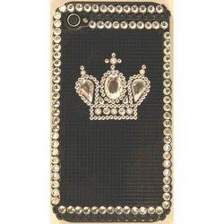 Чехол-накладка для Apple iPhone 4, 4S (Palmexx PX/CH iPHO4G STRZ) (черный) - Чехол для телефонаЧехлы для мобильных телефонов<br>Плотно облегает корпус и гарантирует надежную защиту от царапин и потертостей.