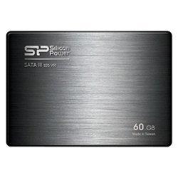 Silicon Power SP060GBSS3V60S25 - Внутренний жесткий диск SSDВнутренние твердотельные накопители (SSD)<br>Silicon Power SP060GBSS3V60S25 - твердотельный (SSD) жесткий диск для ноутбука, объем 60 Гб, <br><br><br><br> <br><br><br><br><br><br>форм-фактор 2.5quot;<br><br>, интерфейс SATA 6Gb/s