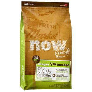 NOW FRESH (11.35 кг) Grain Free Small Breed All Ages Recipe Dog Food