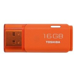 toshiba transmemory usb flash drive 16gb (оранжевый)