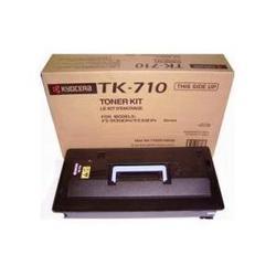 Тонер картридж для Kyocera FS-9130DN, 9530DN (Kyocera TK-710) (черный) - Картридж для принтера, МФУ