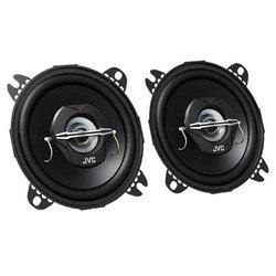 JVC CS-J420X - АвтоакустикаАвтоакустика<br>JVC CS-J420X - двухполосная коаксиальная АС, типоразмер: 10 см (4 дюйм.), номинальная мощность 21 Вт, максимальная мощность 210 Вт, чувствительность 90 дБ, импеданс 4 Ом, диапазон частот 45 - 22000 Гц