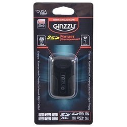Картридер AII in 1, USB 2.0 (Ginzzu GR-422B) (черный)