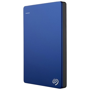 seagate stdr2000202 2tb backup plus portable (синий)