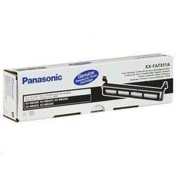 Тонер-картридж для Panasonic KX-MB2000, 2010, 2020, 2030 (Panasonic KX-FAT411A7) (черный) - Картридж для принтера, МФУ