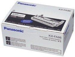 Фотобарабан для Panasonic KX-FLB 8 (KX-FA86A7) (черный) - Фотобарабан для принтера, МФУ