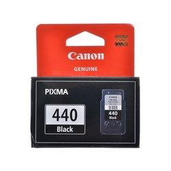 Картридж для Canon Pixma MG2140, MG3140 (Canon PG-440) (черный) - Картридж для принтера, МФУКартриджи<br>Совместим с моделями: Canon Pixma MG2140, MG3140