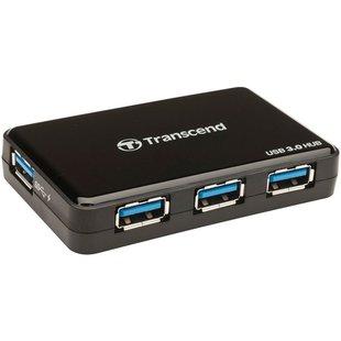 Transcend TS-HUB3K (черный) - USB HUB