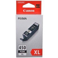 Картридж для Canon PIXMA MG6340, MG5440, iP7240 (PGI-450XL PGBK 6434B001) (черный) - Картридж для принтера, МФУКартриджи<br>Совместим с Canon PIXMA MG6340, Canon PIXMA MG5440, Canon PIXMA iP7240.
