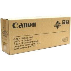 Фотобарабан для Canon IR2016, 2020 (Canon C-EXV14) (черный) - Фотобарабан для принтера, МФУ