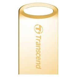 transcend jetflash 510g 16gb (золотистый)