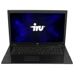 "iru patriot 712 (core i3 3120m 2500 mhz/17.3""/1600x900/4.0gb/1000gb/dvd-rw/nvidia geforce gt 635m/wi-fi/bluetooth/win 7 pro 64)"