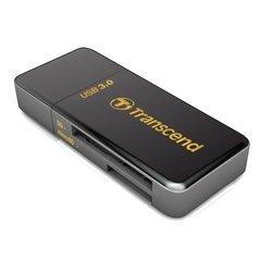 Transcend TS-RDF5K USB 3.0 (черный) - Картридер, Card Reader