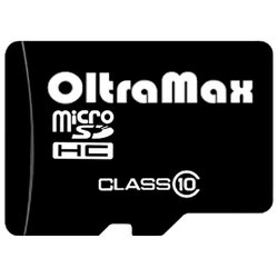 Карта памяти OltraMax microSDHC Class 10 32GB - Карта флэш-памяти
