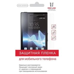 Защитная пленка для Lenovo Vibe X S960 (Red Line YT000004877) (прозрачная) - ЗащитаЗащитные стекла и пленки для мобильных телефонов<br>Защитная плёнка изготовлена из высококачественного полимера и идеально подходит для данной модели смартфона.
