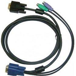 Кабель D-Link DKVM-IPCB/10 1.8м (10 штук) - Кабель, переходникКабели, шлейфы<br>Кабель D-Link DKVM-IPCB предназначен для подключения монитора, клавиатуры и мыши. Совместим с переключателями KVM over IP D-Link. В упаковке 10 штук