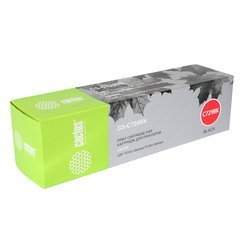 Картридж для Canon i-Sensys LBP 7010, 7010C, 7018, 7018C (Cactus CS-C729BK) (черный) - Картридж для принтера, МФУ