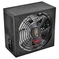 Deepcool DA700 700W RTL - Блок питанияБлоки питания<br>Блок питания мощностью 700 Вт, стандарт ATX12V 2.3, система охлаждения: 1 вентилятор (140 мм), отстегивающиеся кабели, размеры (ВxШxГ) 86x150x160 мм.