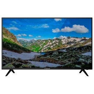 Телевизор HARPER 40F750TS - ТелевизорТелевизоры и плазменные панели<br>Телевизор HARPER 40F750TS - ЖК-телевизор, 40quot;, 1920x1080, 1080p Full HD, TFT VA, DVR, мощность звука 12 Вт, HDMI x2, Ethernet, Wi-Fi, Smart TV